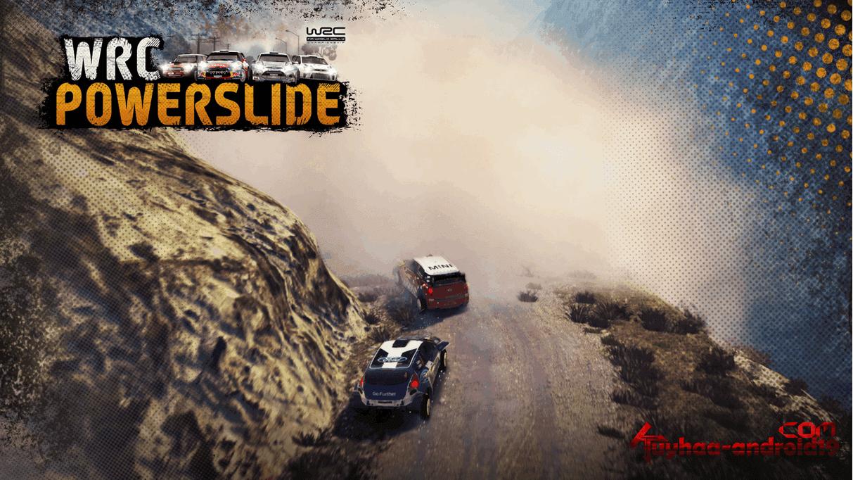 WRC Powerslide Game Pc full