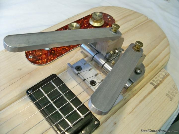 6 string lap steel guitar plans pdf
