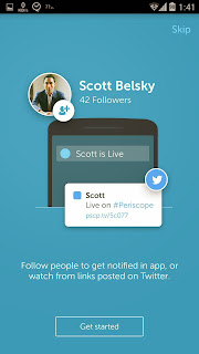 photo10385008039667893 Periscope arrives on android, broadcast live video to the world! Apps