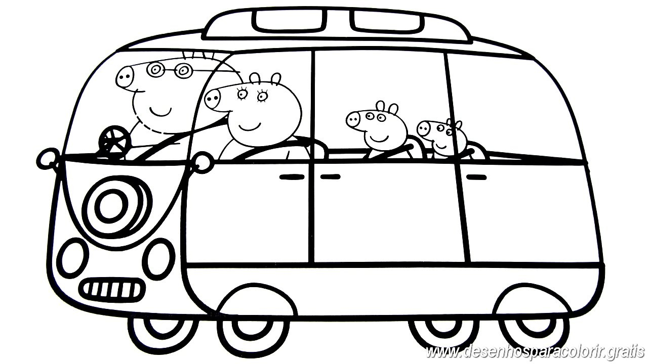 desenhos da peppa pig para colorir desenhos para colorir