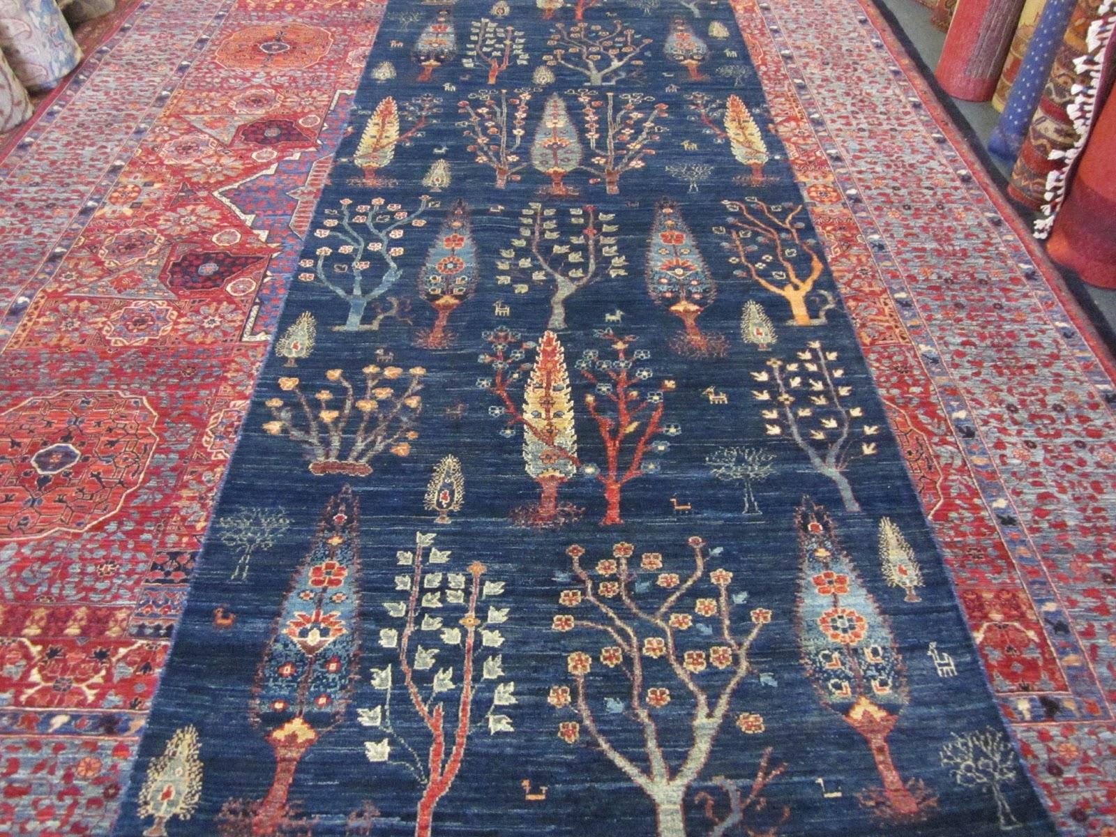 Many New Beautiful Handmade Afghan Rugs
