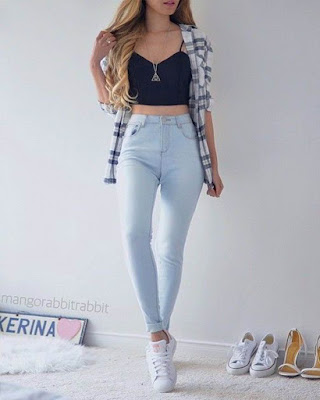 outfit casual for teen summer
