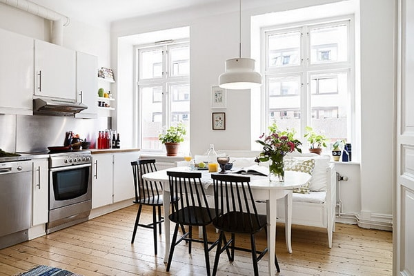Best Ideas For Getting Stylish Dining Kitchen 9