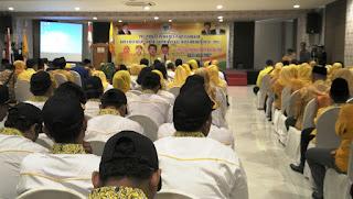 Empat DPD II Golkar Wilayah Lombok Dilantik