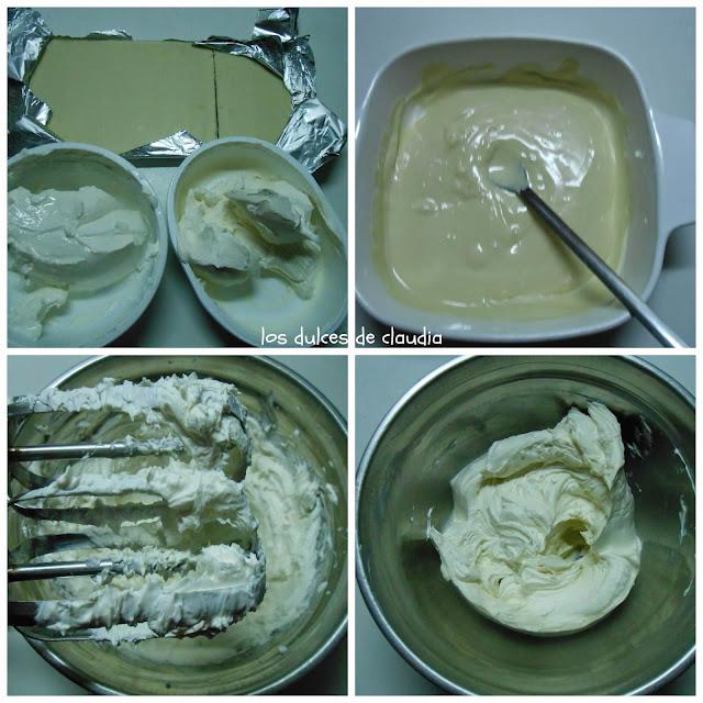 crema de queso