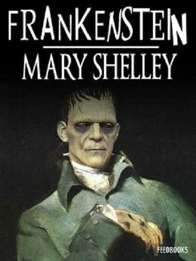 frankenstein _ mary shelley