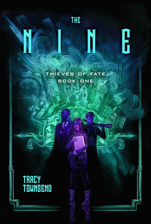 Interview with Tracy Townsend, author of The Nine