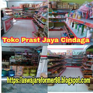 Toko Prast Jaya Cindaga Kebasen