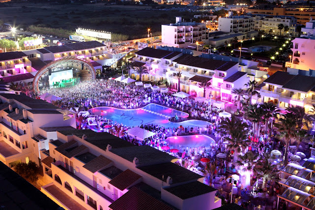 Balada Ushuaia em Ibiza