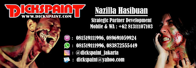 Face Body Painting Bogor
