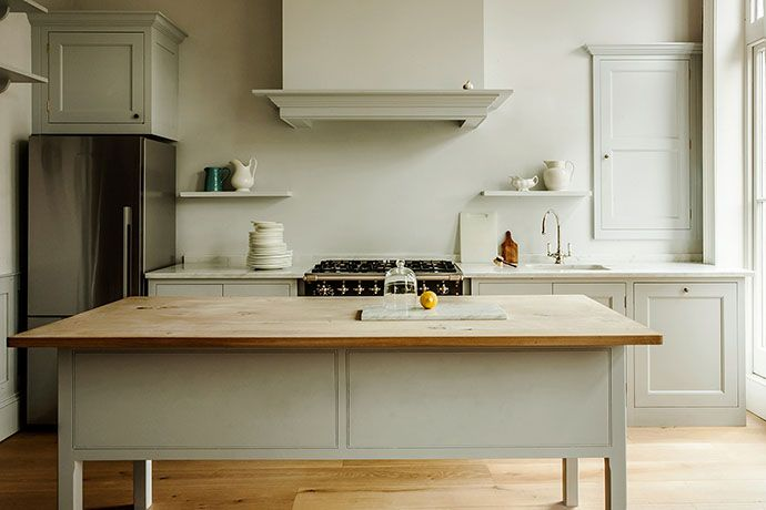 The Polished Pebble: The Kitchen Considered: The English Scullery ...