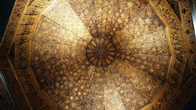 Cúpula de la Alhambra
