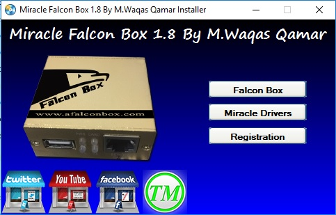 Miracle Falcon Box 1.8 Crack With Driver Free Download