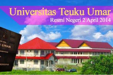 Informasi Penerimaan Mahasiswa Baru (UTU) 2020-2021