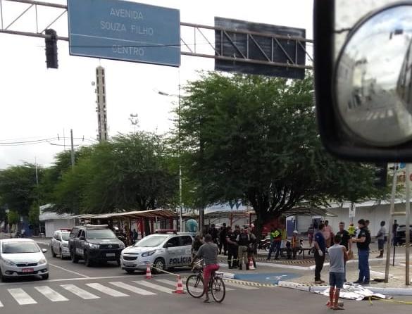Flanelinha é assassinado no centro de Petrolina - Notícias Policiais Portal SPY