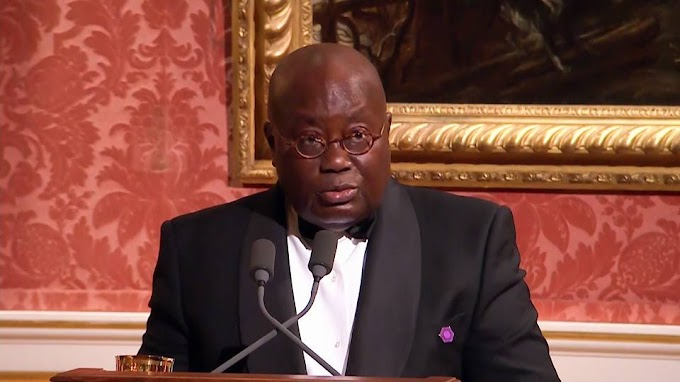 """""""Commonwealth's Dramatic Transformation Due To Queen Elizabeth's Leadership"""" – President Akufo-Addo"""