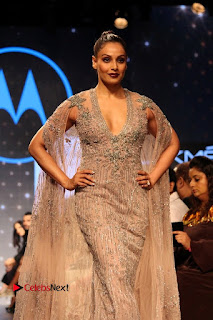 Bollywood Actress Bipasha Basu Walks On Ramp For Fali Shane Pea At LFW Summer 2017  0011.jpg