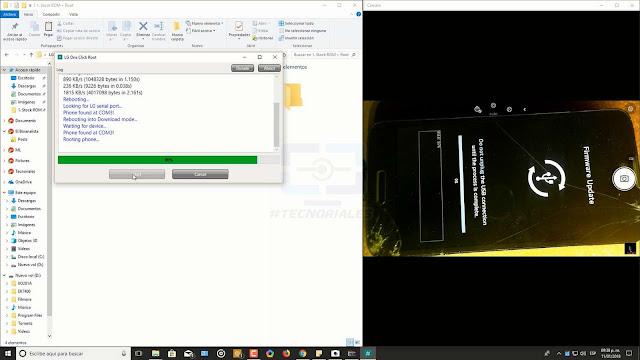LG one click root lg l90 d415