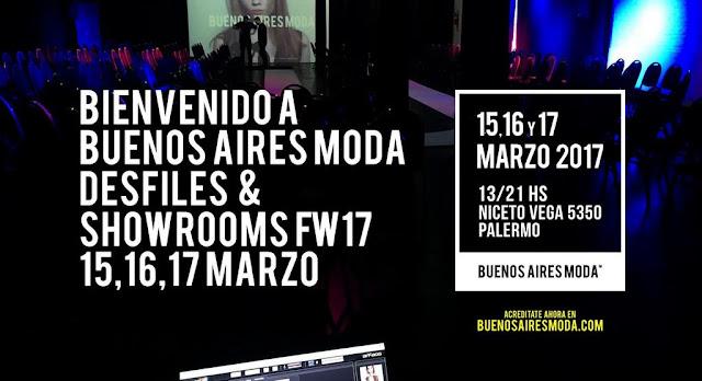 Edición número 58 de Buenos Aires Moda en Espacio Darwin #NegociosDeModa