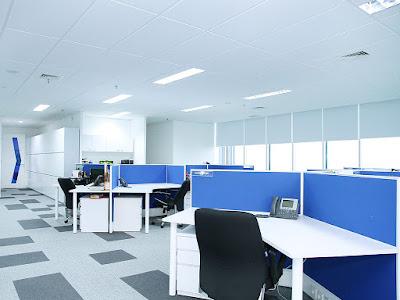 Sentuhan Desain Interior Memperindah Ruangan Kantor