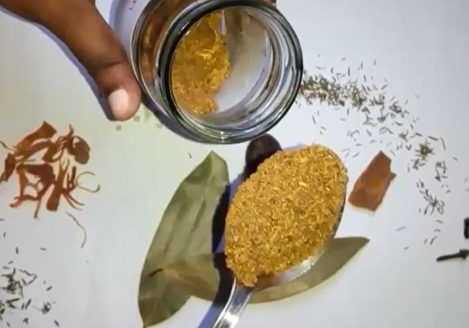 How to Make Shahi Masala powder