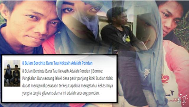 Koleksi Gambar Romentik Pasangan Sejenis Ditangkap Khalwat