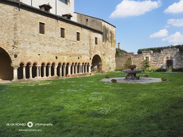 L'Abbazia di Santa Maria delle Carceri