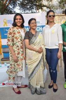 Actress Rakul Preet Singh at Endometriosis Awareness Walk at Apollo Cradle  0106.jpg