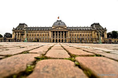 Palais Royal (Bruxelles, Belgique), by Guillermo Aldaya / PhotoConversa