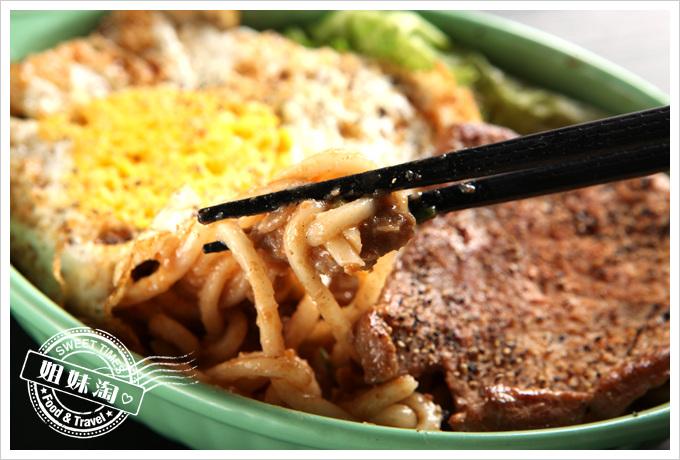 鳳凰窩燒肉沙茶燴麵