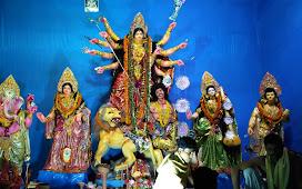 Durga Puja Midnapore 2016