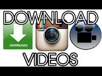 Cara Mudah Download Semua Foto Video Di Instagram Sekaligus