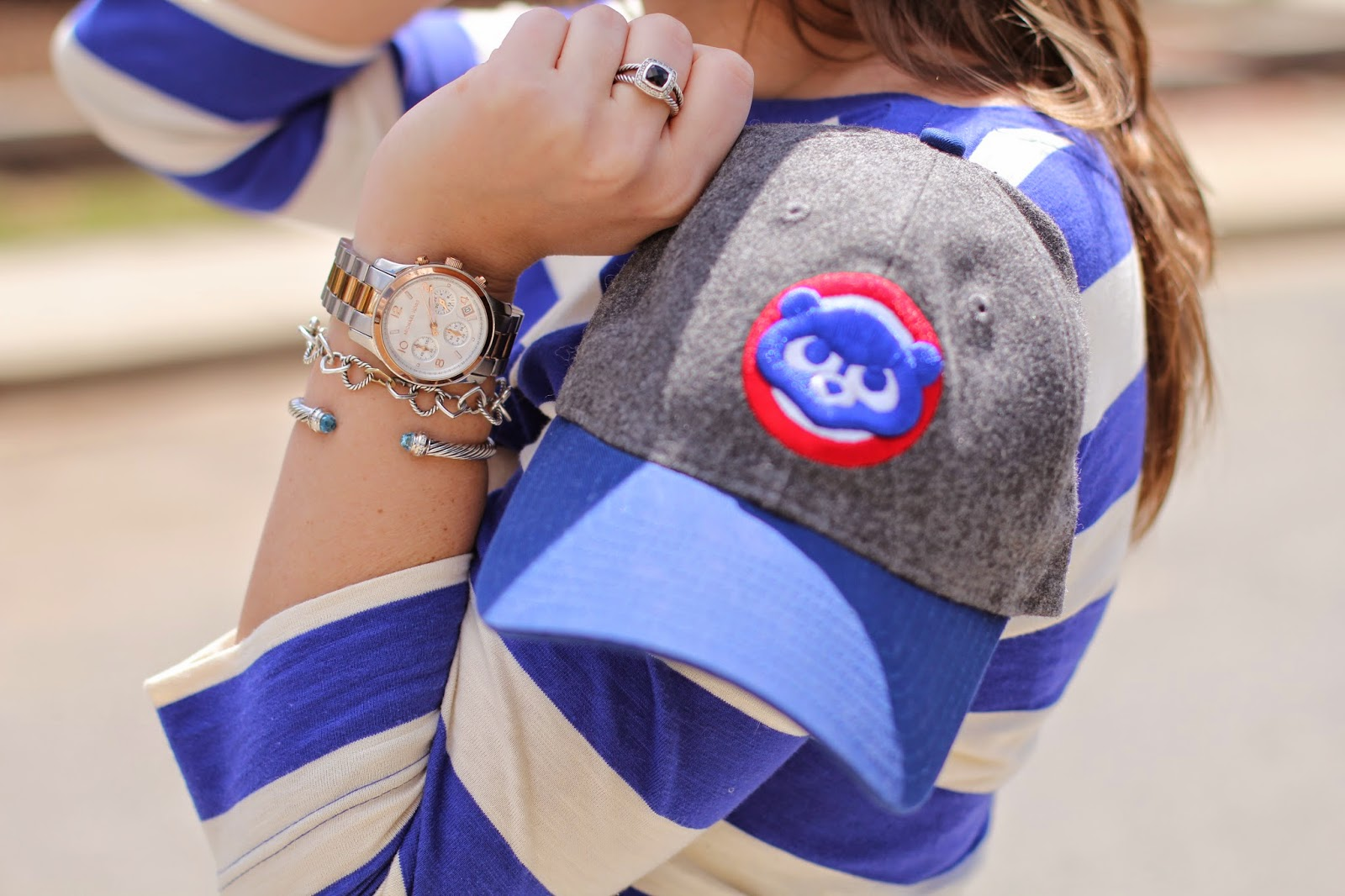chicago cubs, chicago cubs outfits, cubs game, wrigley, chicago, cubs, fashion