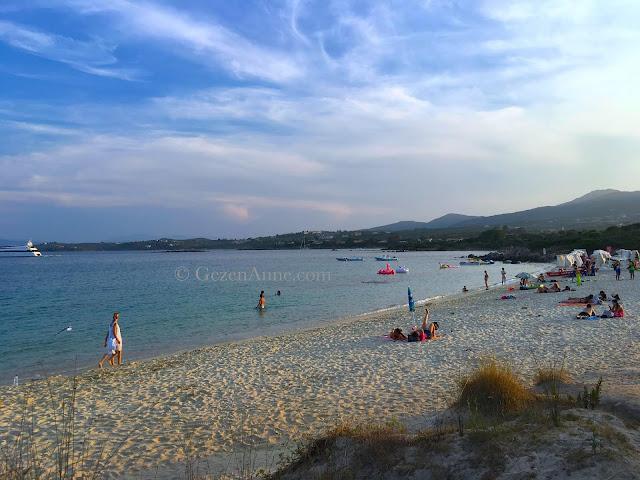 Sardinia Spiaggia Bianca beach