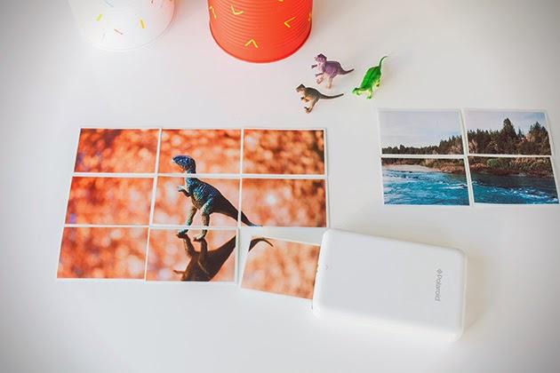 mini impresora portátil Polaroid de alta tecnología