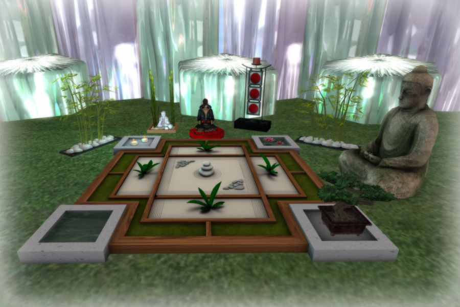 #544 - Getting My Zen On With The {zfg} Home Ohm Zen Garden
