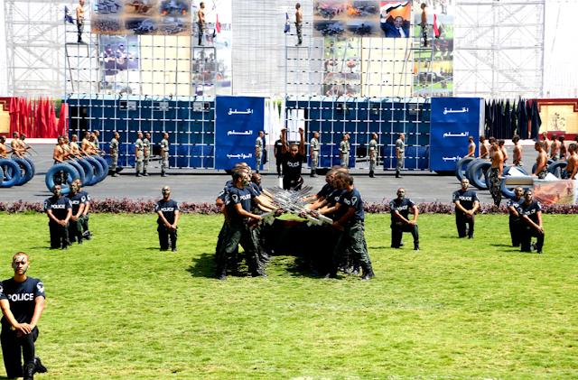 رابط نتائج الاختبارات الخاصة بالضباط المتخصصين بكلية الشرطة 2019 أكاديمية الشرطة