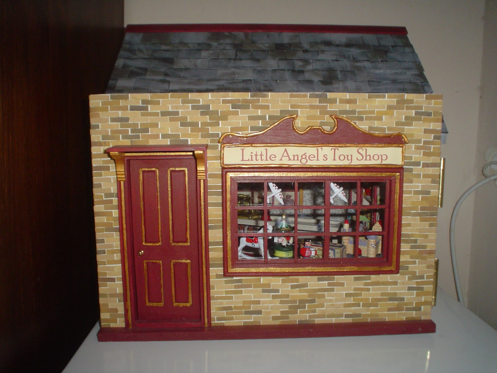 Little Angel Toys : My miniature world little angel s toy shop