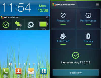 AntiVirus Pro Android Security Apk Android Full Terbaru