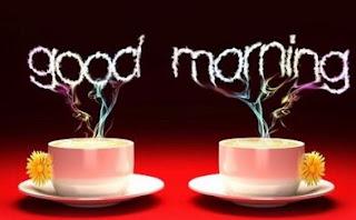 DP BBM Bahasa Inggris Good Morning