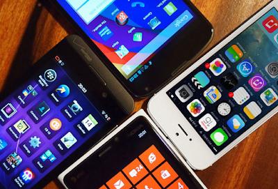 4 Jenis OS Smartphone