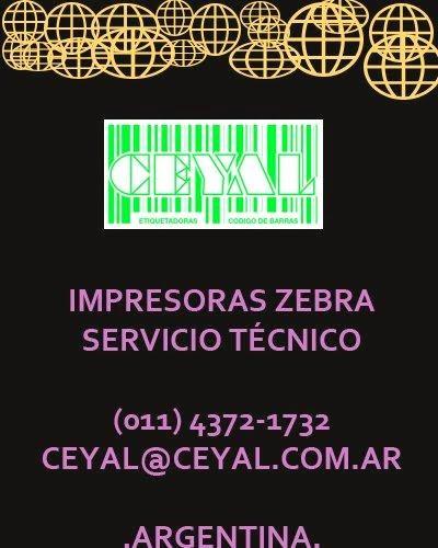 Accesorios Etiquetadoras ZEBRA GK420d
