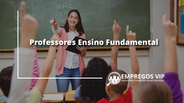 Professores Ensino Fundamental