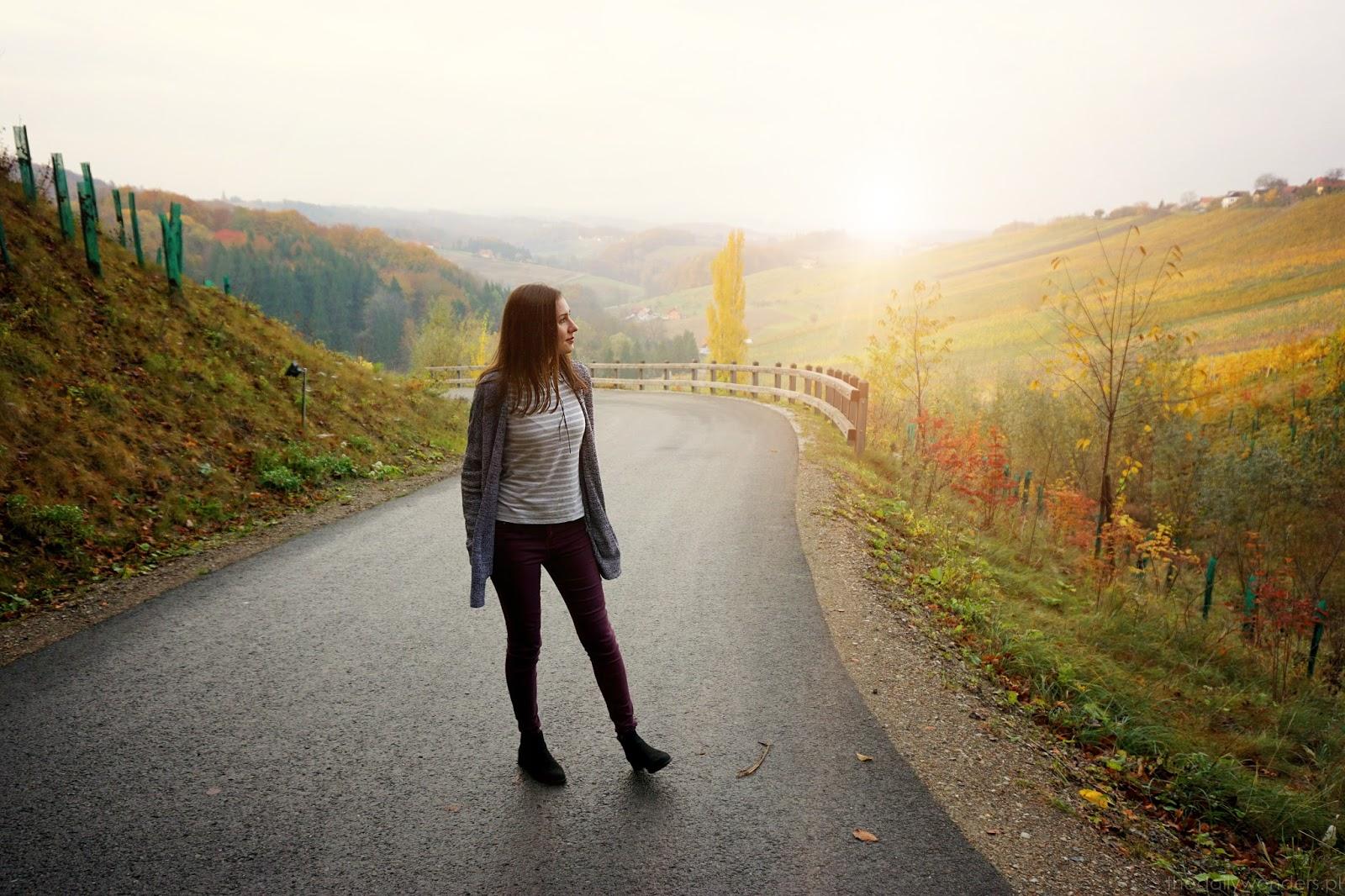 Austria, winnice, szlak winnic, co zobaczyć w Austrii, podróże