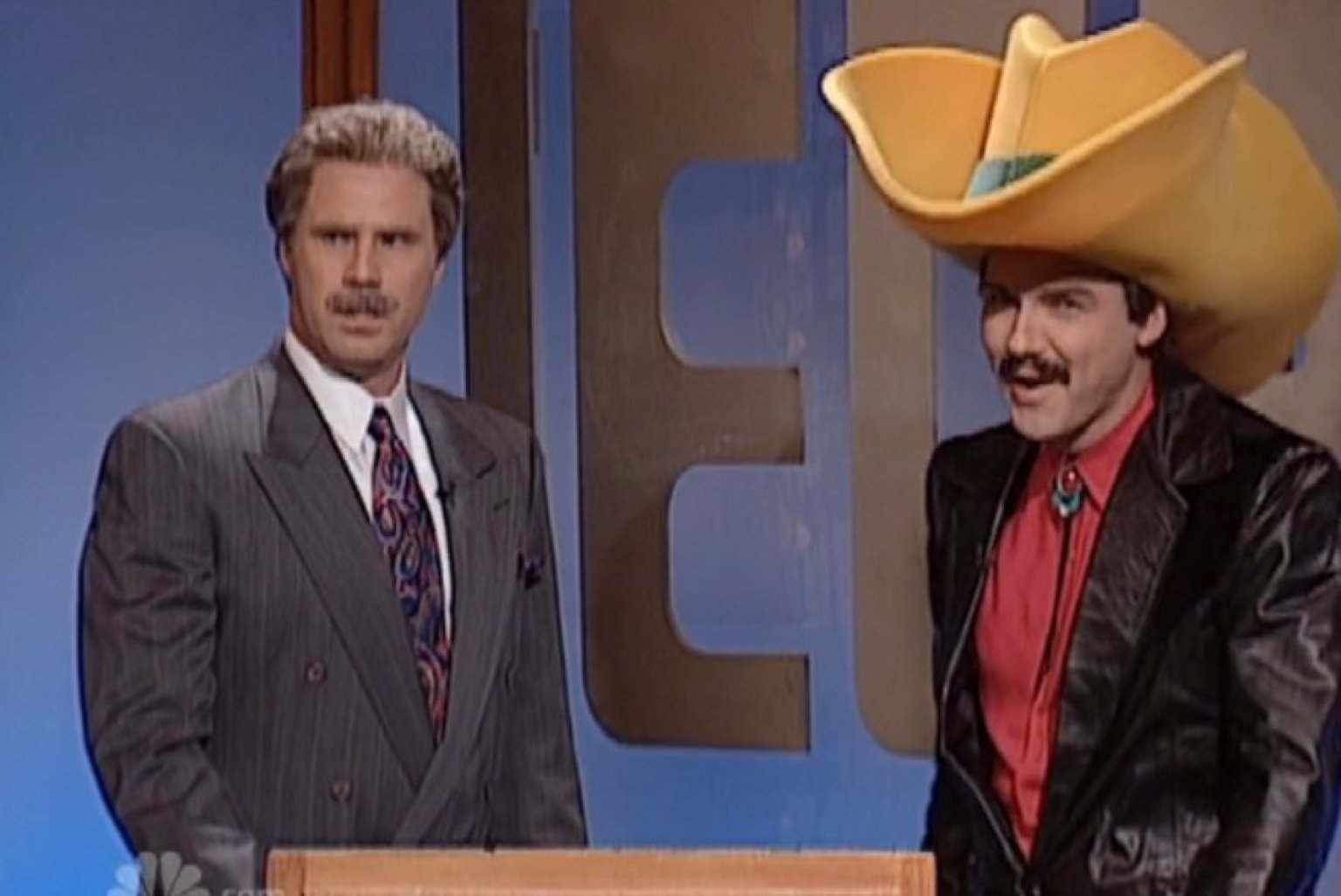 Celebrity Jeopardy!: French Stewart, Burt Reynolds, & Sean ...