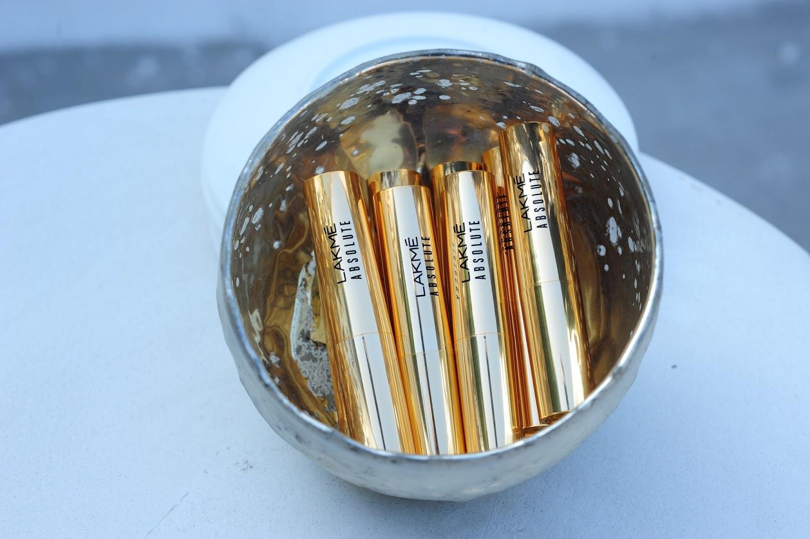 Lakme  New 'Argan Oil' Lipsticks