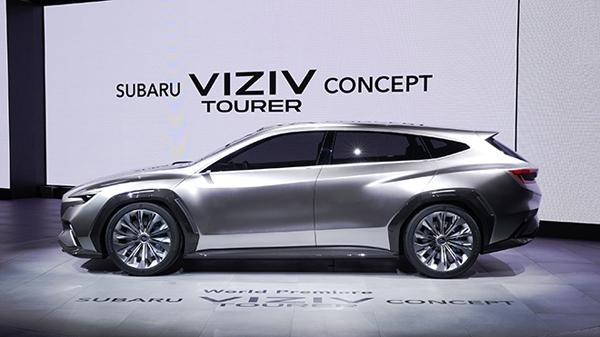 Subaru VIZIV Tourer Concept - 4