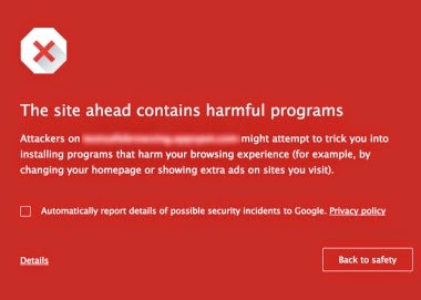 Google To Warn Users Against Visiting Sites With Unwanted Downloads : eAskme