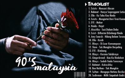 Download Lagu Malaysia Mp3 Lama Terpopuler Full Nonstop