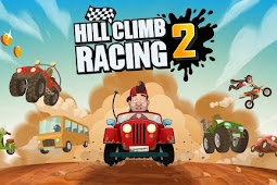 Hill Climb Racing 2 Mod v1.17.0 Apk Unlimited Gold + Gems